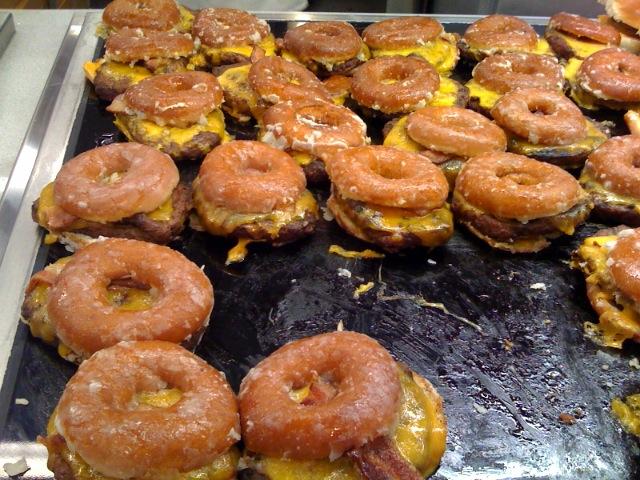The Fat Sandwich Company Donutburger